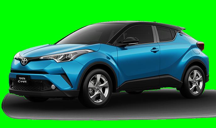 Price List Toyota C-HR