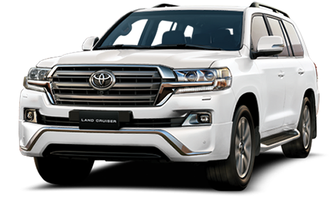 Price List Toyota Land Cruiser