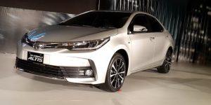 Promo Toyota Altis 2018