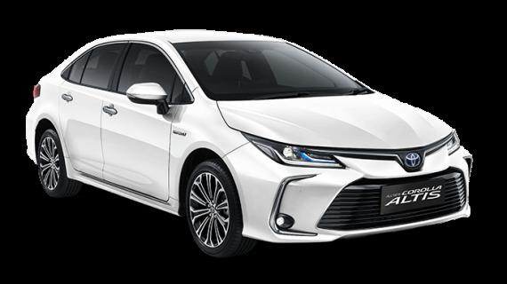 Promo Toyota Altis