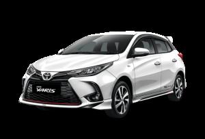 Promo Toyota Yaris 2021