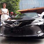 Promo Toyota Camry