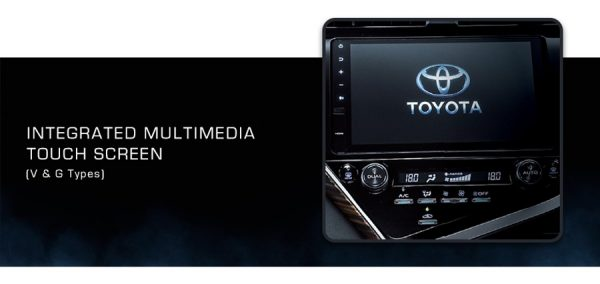 Toyota All New Camry 4