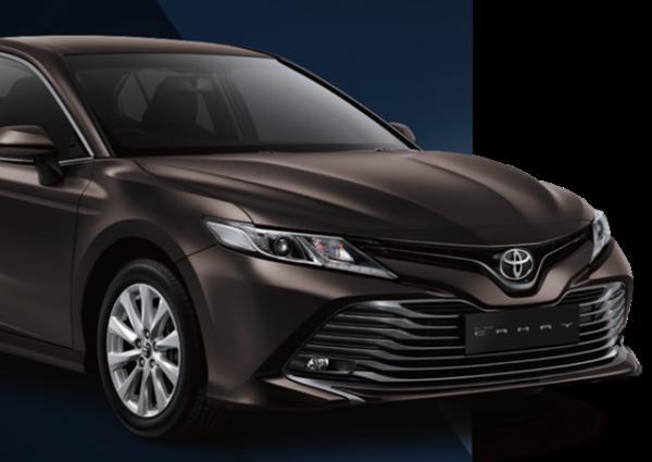 Spesifikasi Toyota Camry