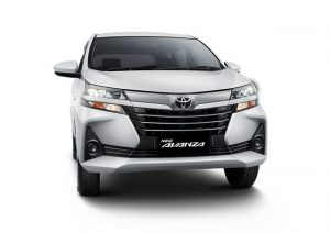 New Avanza Facelift 2019