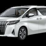 Promo Toyota Alphard