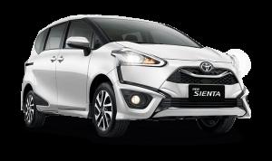 Promo Toyota Sienta 2021