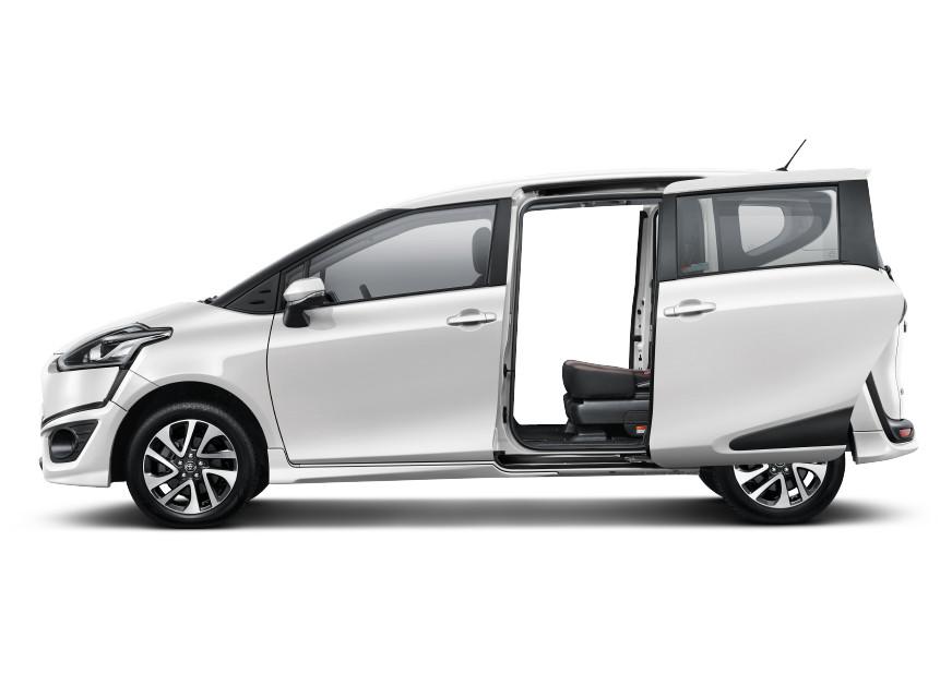 Kredit Toyota Sienta