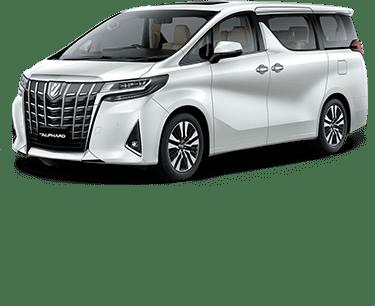 Toyota Alphard 2020