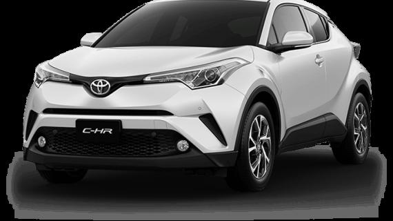 Promo Toyota C-HR