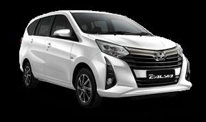 Promo Toyota Calya 2021