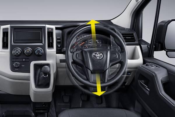Hiace Steering