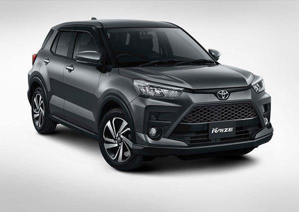 Kredit Toyota Raize