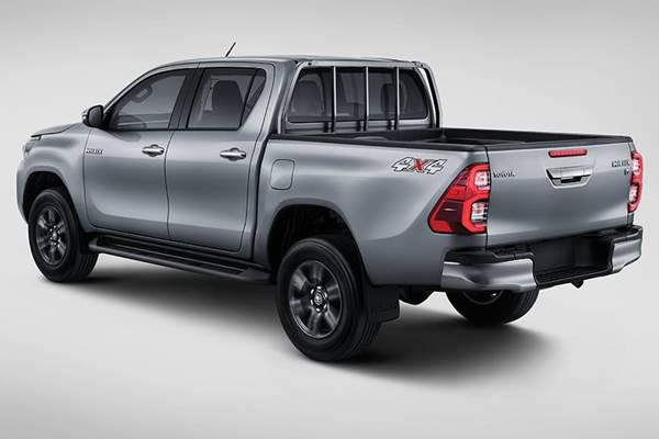 Kredit Toyota hilux