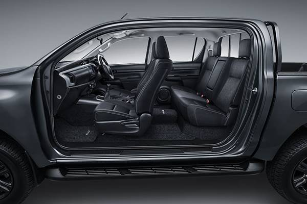 Spesifikasi Toyota Hilux
