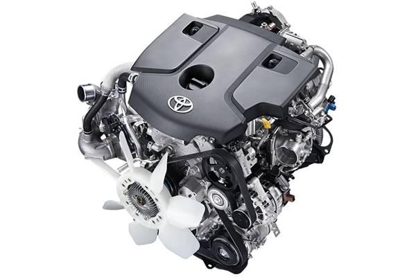 Hilux Engine