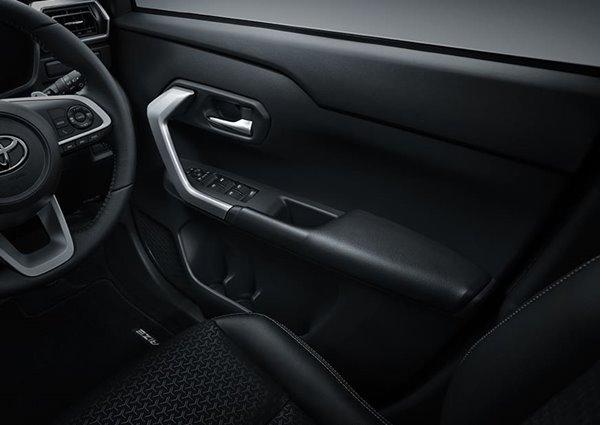 Toyota Raize Arm Rest