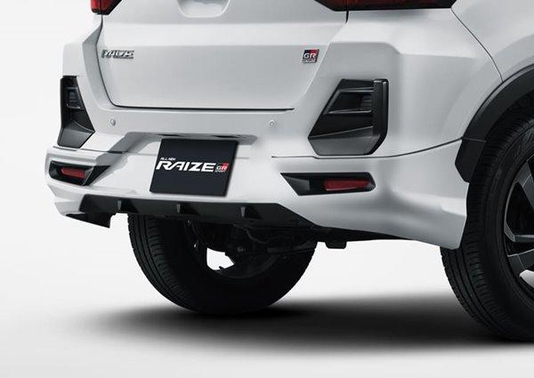 Toyota Raize GR