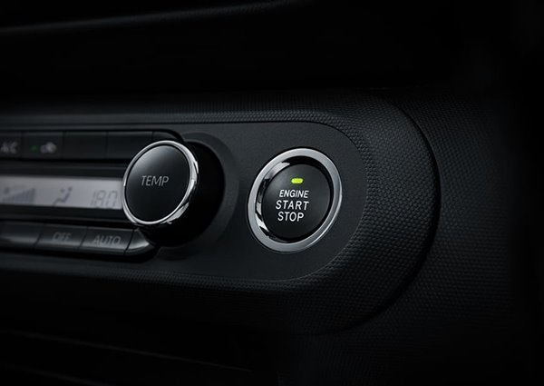 Toyota Raize Smart Entry