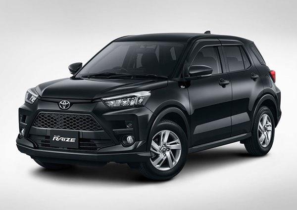 Toyota Raize Tipe G