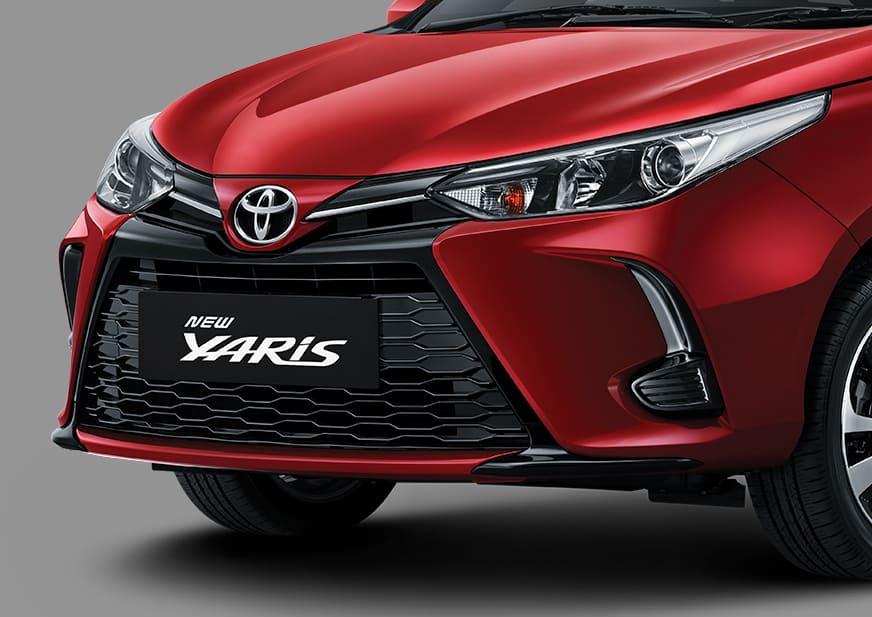 Promo Toyota Yaris
