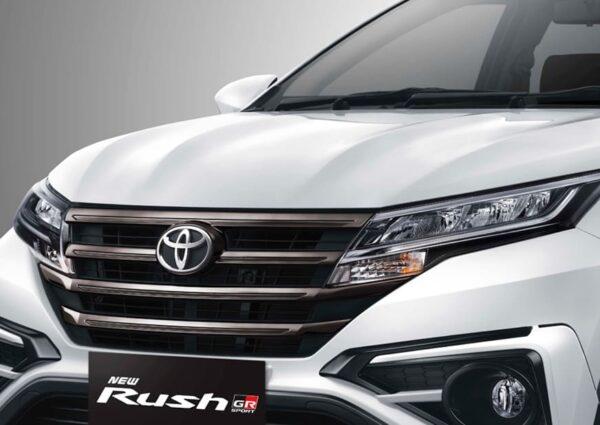 Toyota Rush GR
